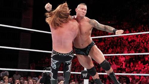 Orton Returns!!!