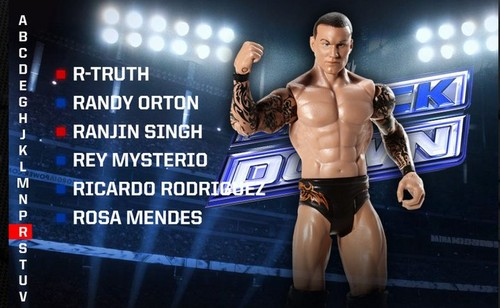 Orton is back!