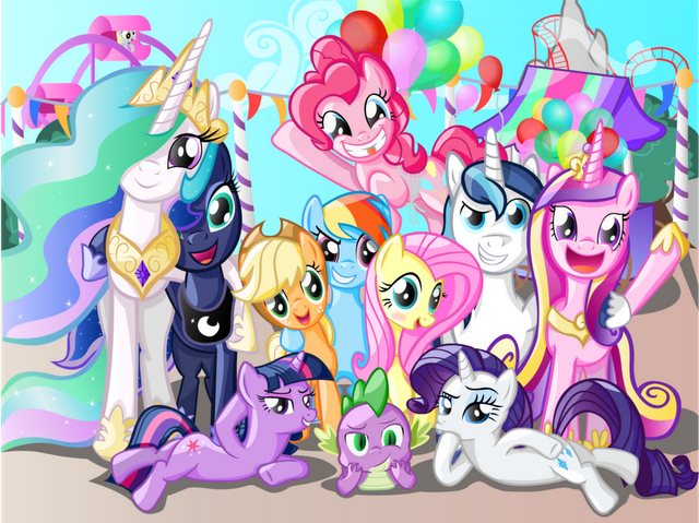 My Little Pony Friendship is Magic PONY!!