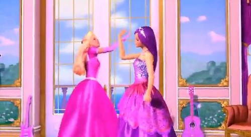 High Five Girls - barbie-movies Photo
