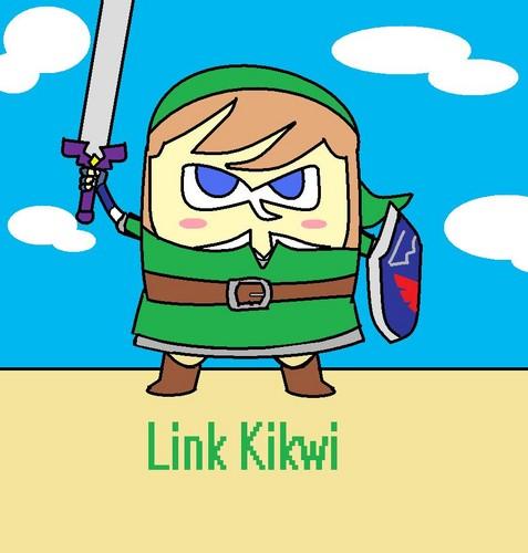 Paint Link Kikwi
