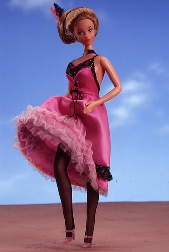Barbie: Dolls Collection wallpaper probably with a fedora and a boater called Parisian Barbie® Doll 1st Edition 1980