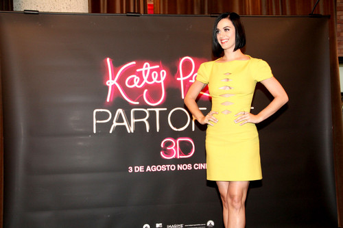 Part of Me Photocall in Rio de Janeiro [30 July 2012] - katy-perry Photo