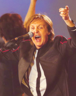 Paul McCartney Olympics 2012, 伦敦