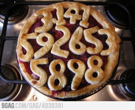 Pi (e) ception