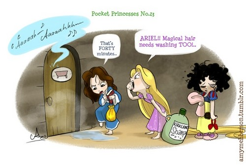 Pocket Princesses #23