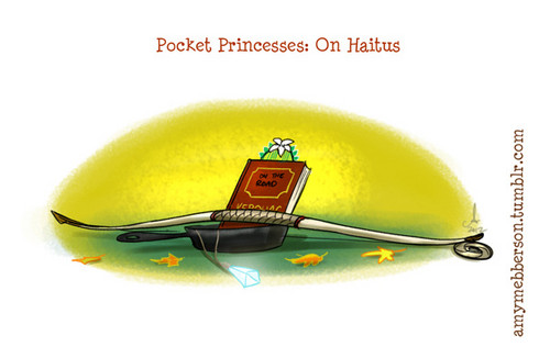 Pocket Princesses On Haitus