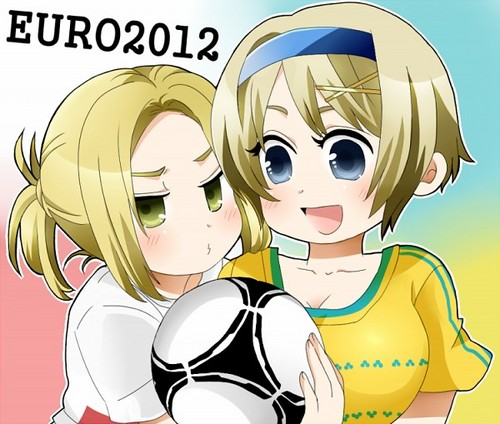 Poland & Ukraine EURO 2012