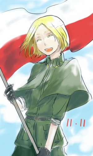 Hetalia Poland wallpaper titled Poland