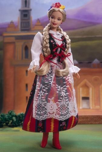 Polish Barbie® Doll 1998