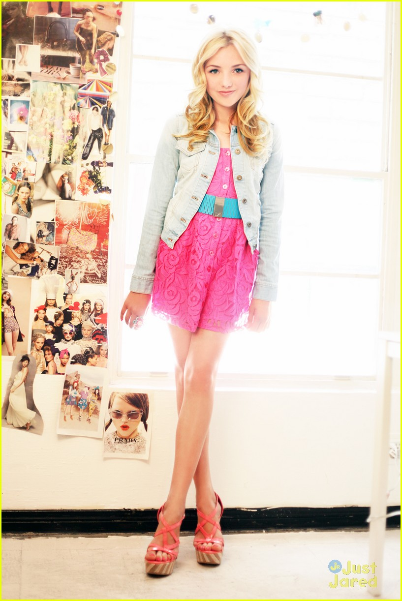 Peyton List Dress