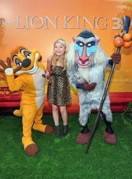"""Premiere Of Walt 디즈니 Studios' """"The Lion King 3D"""" - Arrivals"""