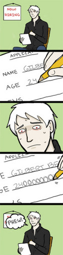 Prussia and his age