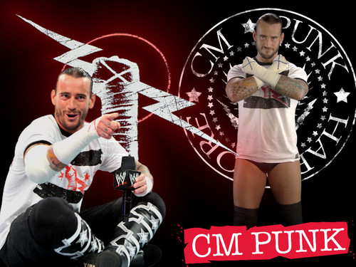 WWE wallpaper entitled Punk Wallpapers