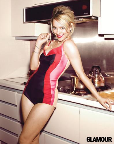 Rachel - Glamour Photoshoot (2012)
