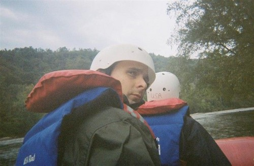 Rafting with Muse. x3.