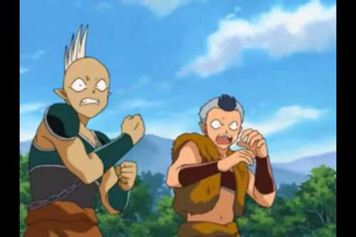 bila mpangilio Screencap-ness:Ginta and Hakkau