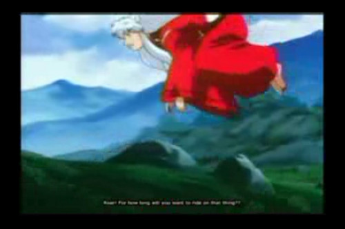 Random Screencap-ness:Inuyasha - inuyasha Photo