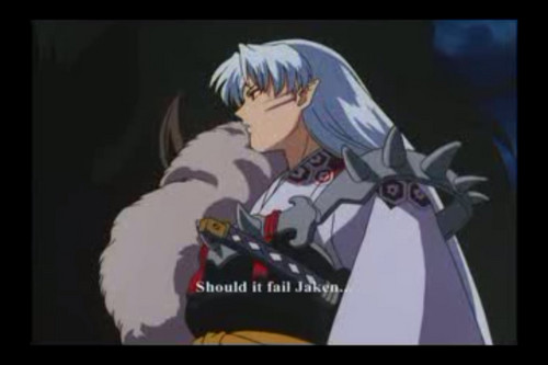 aleatório Screencap-ness..:Sesshomaru