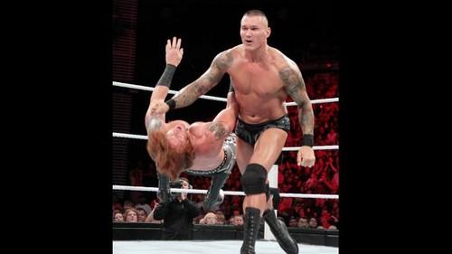Randy Orton returns!