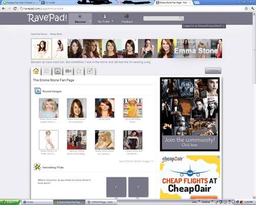Ravepad-An outrageous Fanpop Rip-Off!