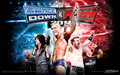 Raw vs Smackdown 2011 - wwe wallpaper