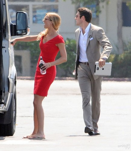 Revenge - Season 2 - Set Photo - revenge Photo