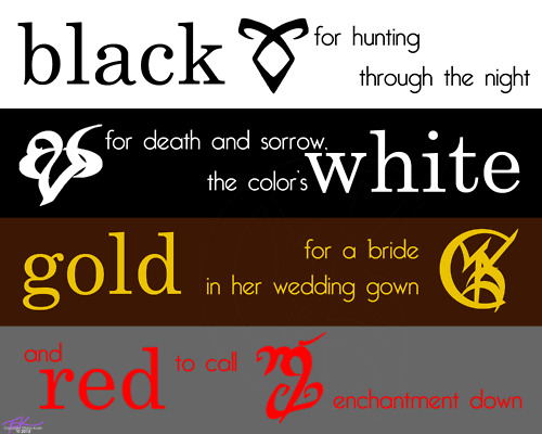 Mortal Instruments Runes and Meanings