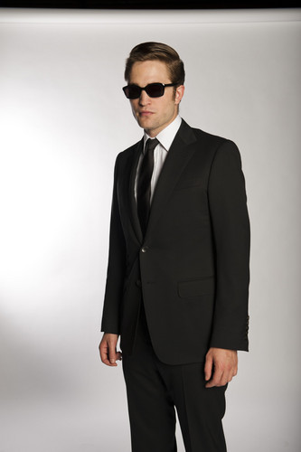 Robert Pattinson promo pics for Cosmopolis