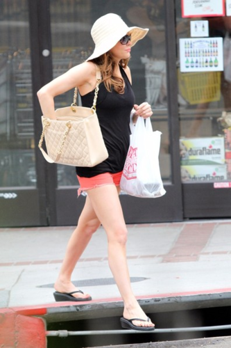 Rose - Grocery Shopping At Whole Foods - July 12, 2012 - rose-mcgowan Photo