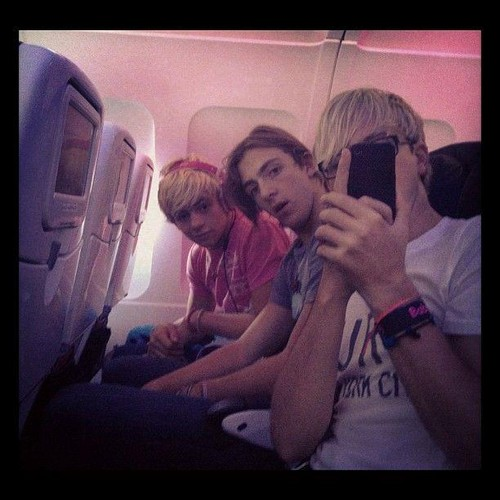 Ross, Rocky and Riker