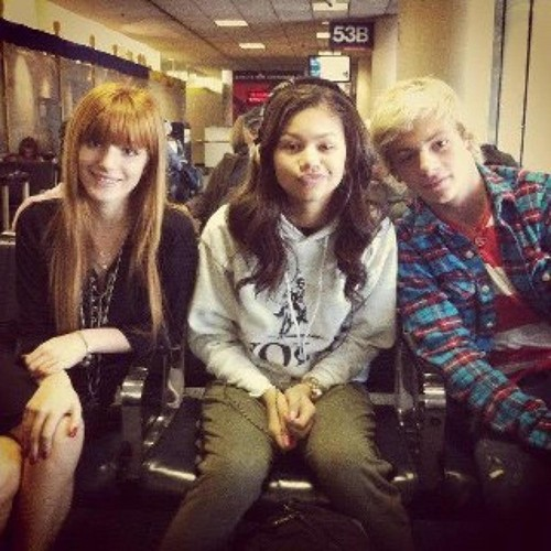 Bella, Zendaya and Ross