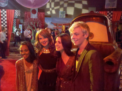 China, Debby, Laura and Ross