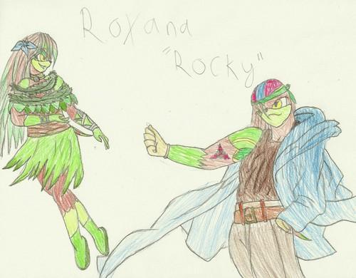 """Roxana """"Rocky"""""""