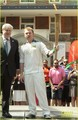 Rupert Grint carring the Olympics Torch - rupert-grint photo