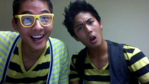 Ryan and Kev