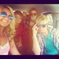 Rydel, Ellington, Rocky and Riker