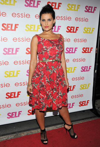 SELF Rocks The Summer With Special Guest Nelly Furtado [July 24, 2012]