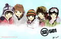 SS501 Fanart - ss501 fan art
