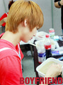 STAFF DIARY 120725 BOYFRIEND - 2012 IDOL STAR OLYMPICS STORY - boyfriends-k-pop photo