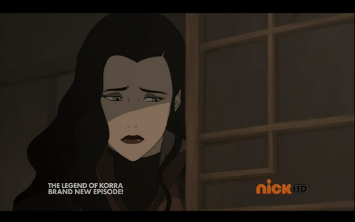 Sad Asami - avatar-the-legend-of-korra Fan Art