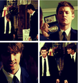 Sam&amp;Dean - the-winchesters fan art