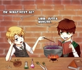 Scorpius and Albus - harry-potter-anime photo