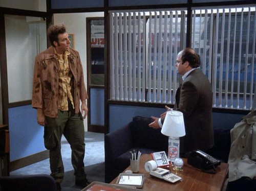 Seinfeld wallpaper probably with a revolving door, a holding cell, and a penal institution titled Seinfeld
