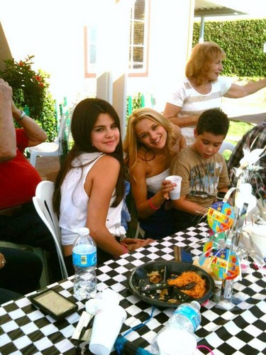 Selena Gomez And Joey King Celebrate Their July Birthdays Together