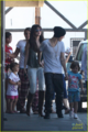Selena - With Justin at the restaurant Sushi Dan, LA - July 27, 2012 - selena-gomez photo