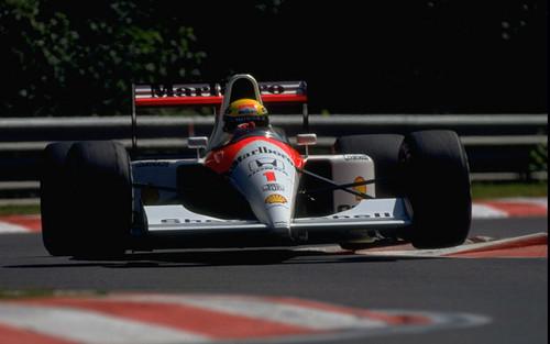 Senna Spa 1991