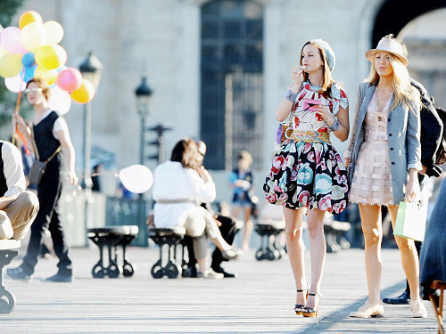 Serena &amp; Blair - gossip-girl Photo
