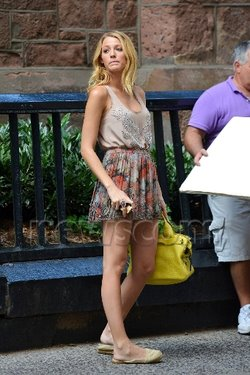 Set Photo- 6th season ! - gossip-girl Photo