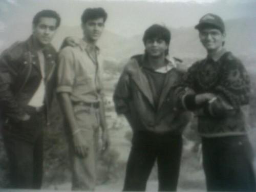 Shahrukh,Salman,Hritik rare